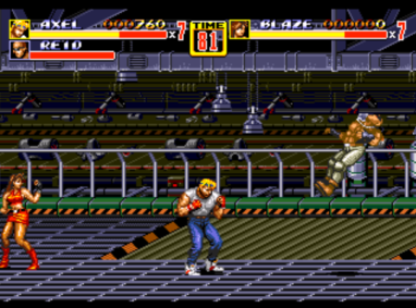 Streets of Rage 2.5