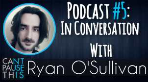 Podcast 5 - Ryan O - New Design